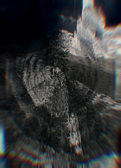RUINS (through the eyes of loth's wife)