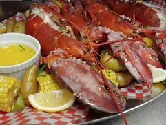 Lobster Dinner for Alexander Keith's Birthday