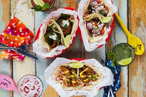 Tacos Mixed
