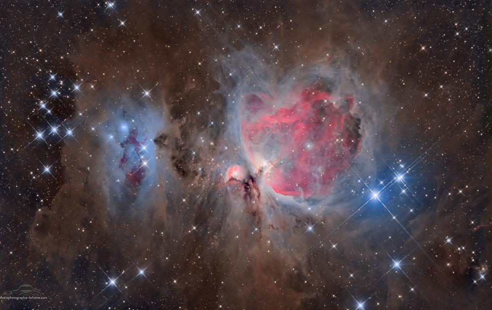 La nébuleuse d'Orion