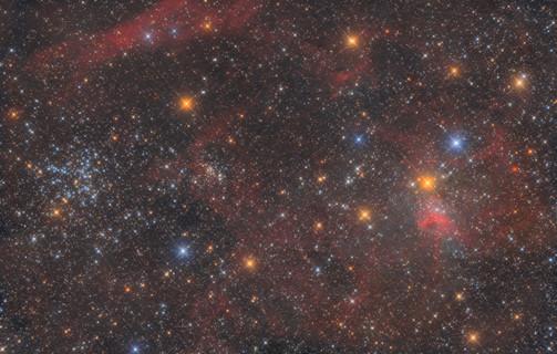 The spider nebula