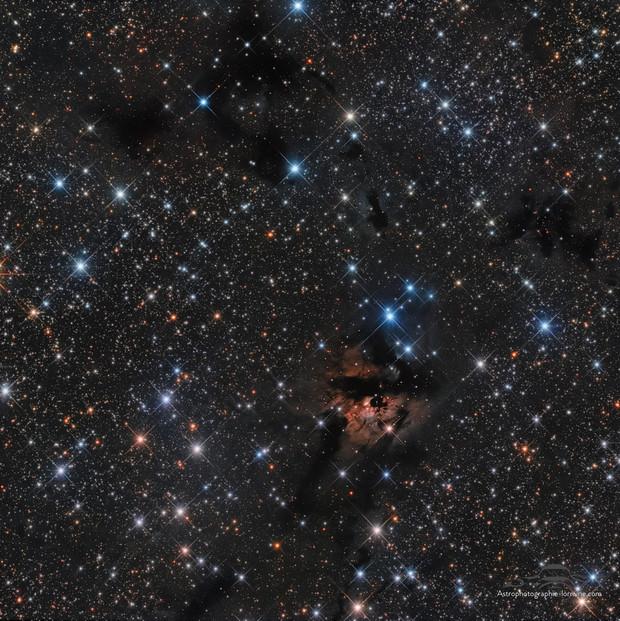 The LBN630 nebula