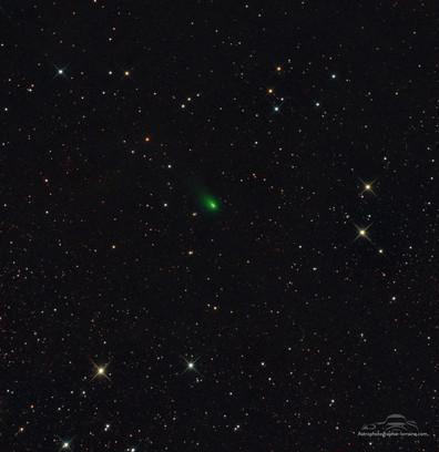 Comète 21P/Giacobini-Zinner