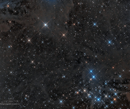 The star cluster NGC1342