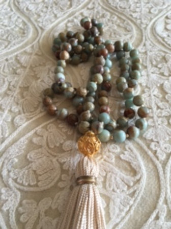 Aqua Terra Mala Necklace
