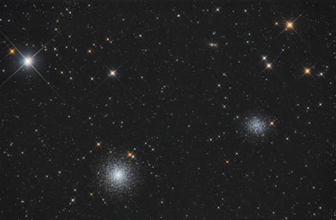 M53 and NGC 5053