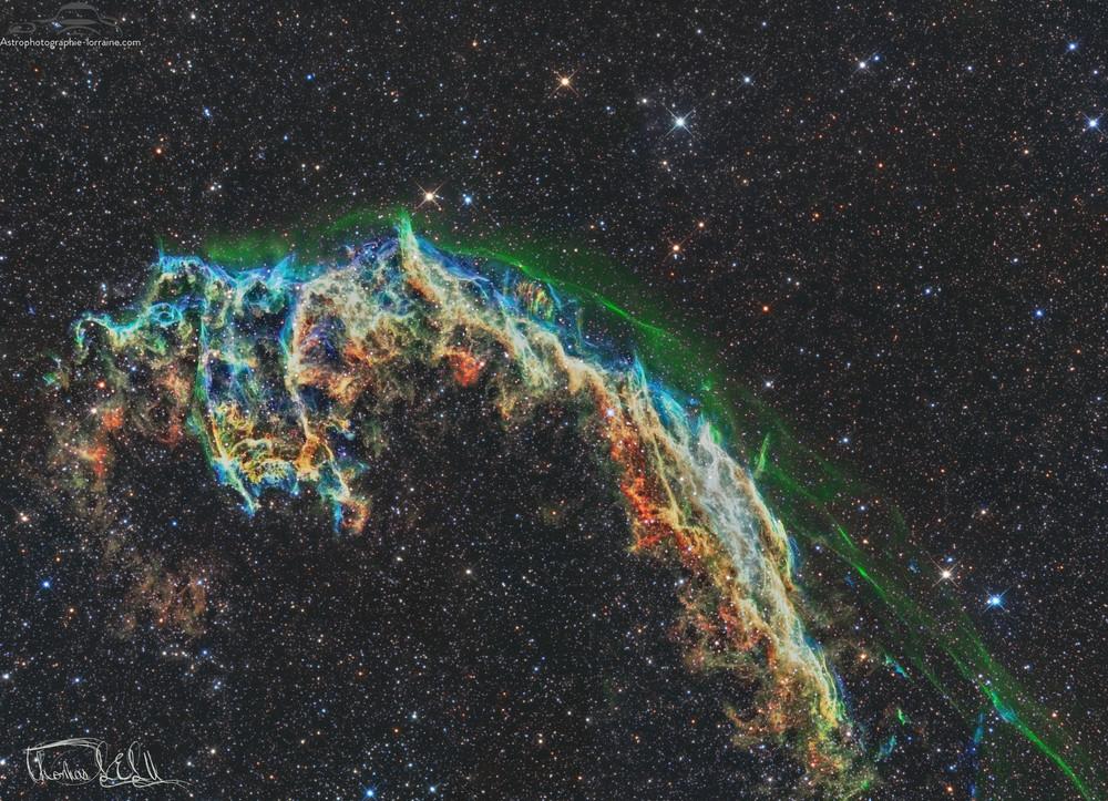 Rémanent de supernovae