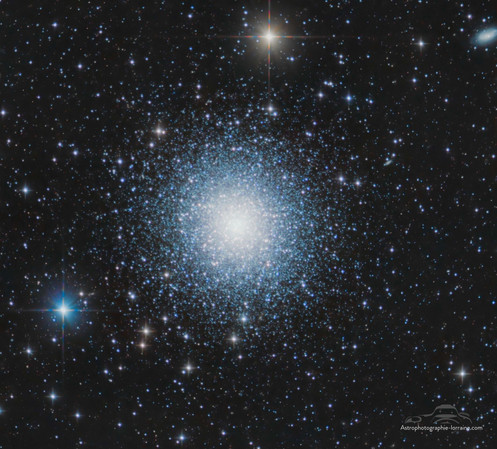 The Hercules cluster