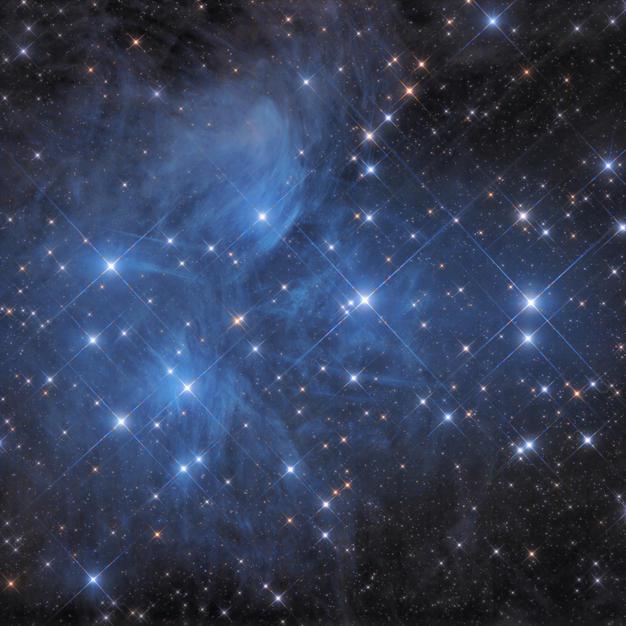 Les Pleiades