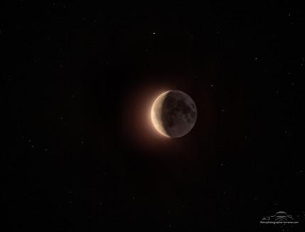 La super Lune Rose