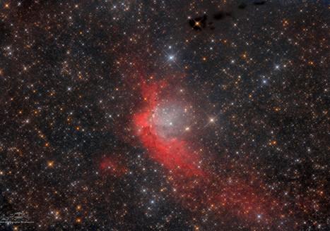 The Wizard's Nebula