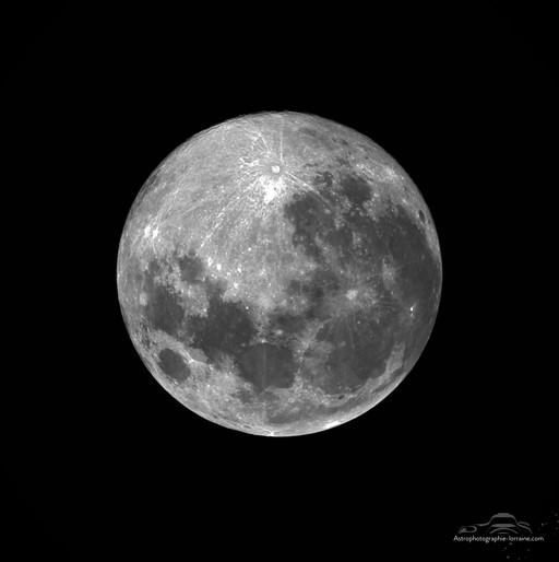 Super Lune (Equinox de printemps)