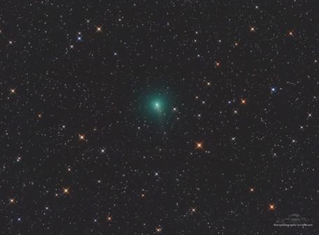 C/2019 Y4 ATLAS comet