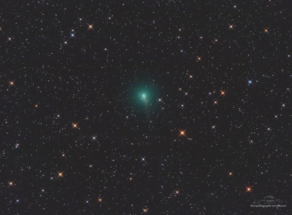 Comète C/2019 Y4 ATLAS