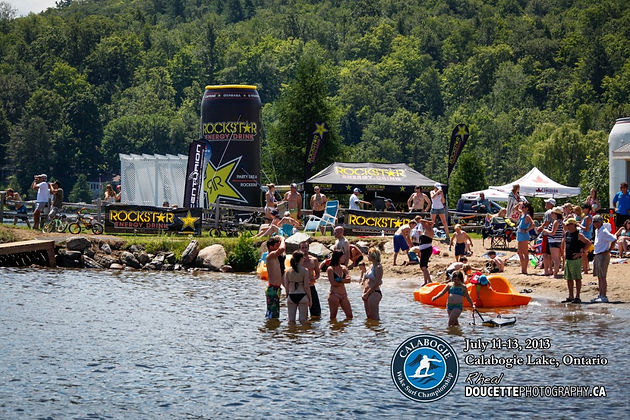 One week until the Canadian Wake Surf Nationals!   Ontario