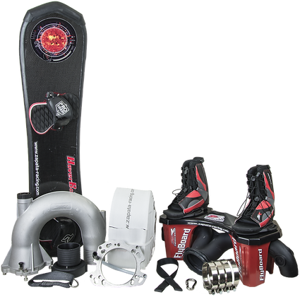 Package Flyboard (V3)+Hoverboard Kit