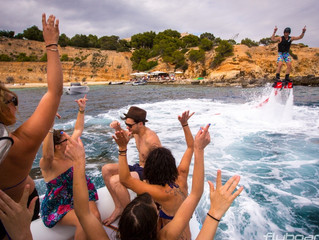 How to throw the best Flyboard party ever!