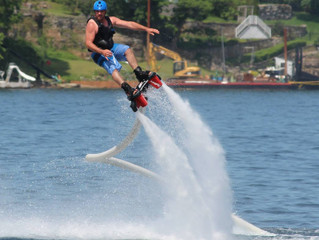 Ontario Flyboard is coming to Lake Simcoe... Again!