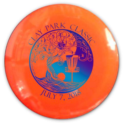 ClayPark Yin Yang Disc