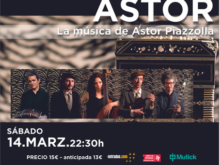 ASTOR en MADRID