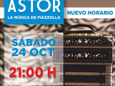 24 y 25 de octubre 2020                 Teatro tribueñe de Madrid