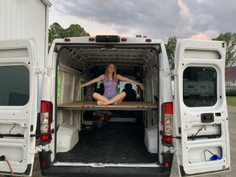 Our new van!