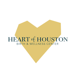 Heart of Houston yellow logo.png