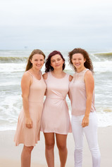 Me, my baby sister and my sister-in-law