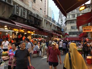 ジュエリーショー以外の香港