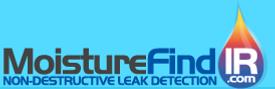 Utah Infrared Moisture Detection