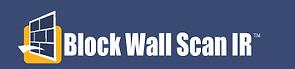 Utah Infrared Block Wall Scans