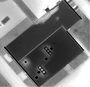 Commercial Infrared Roof