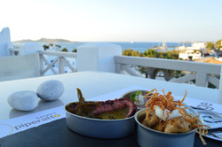 Rooftop Restaurant and view
