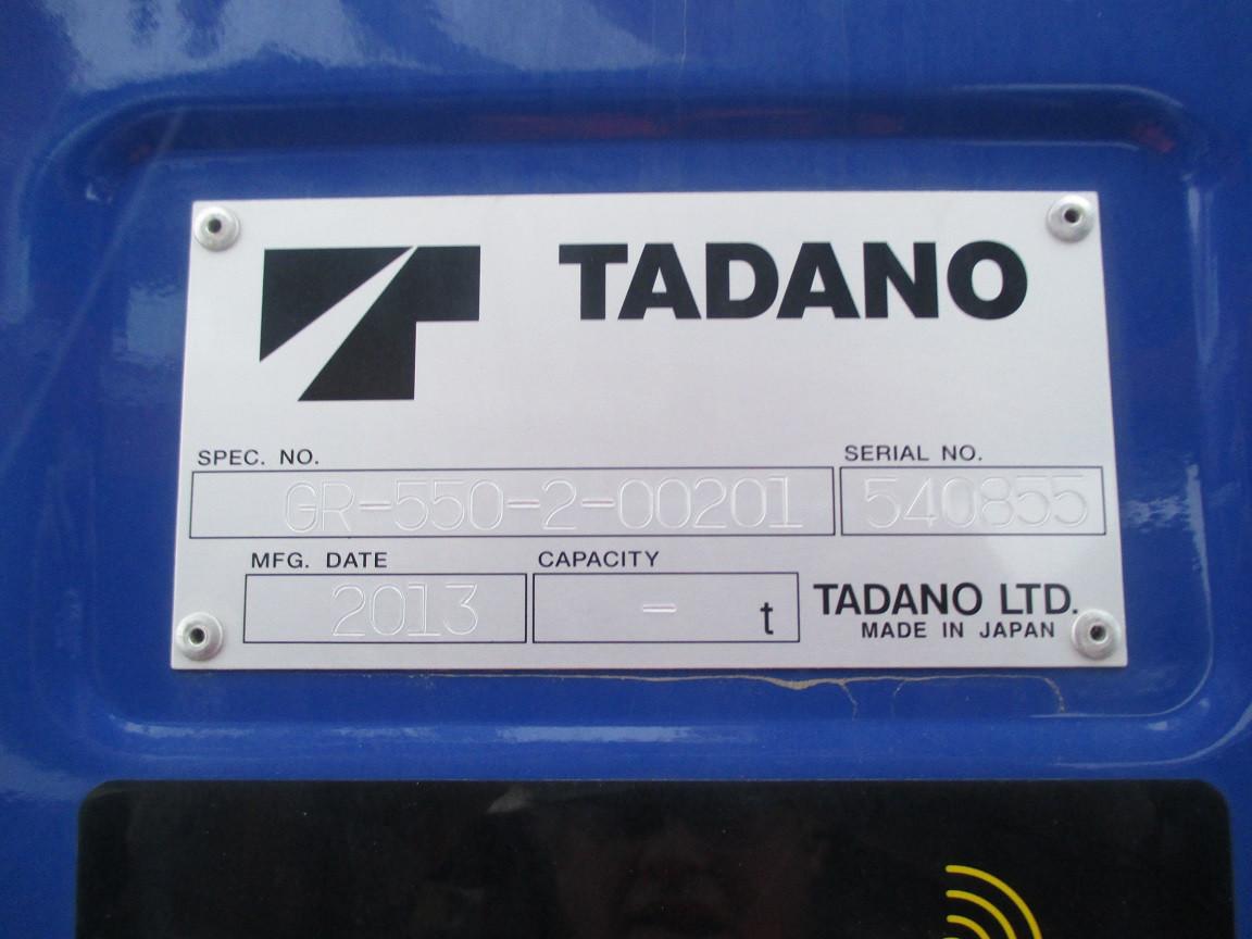 Tadano GR-550XL