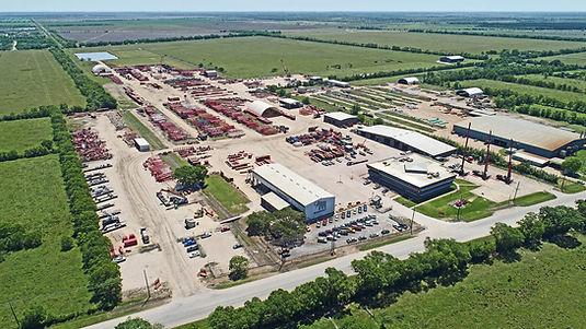 Mammoet Crane Rental Texas Rosharon