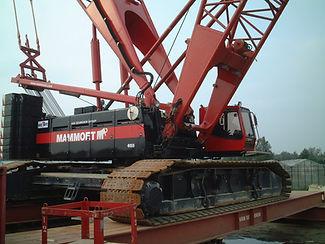Crawler Crane Houston