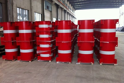Steel Temporary Supports Construction