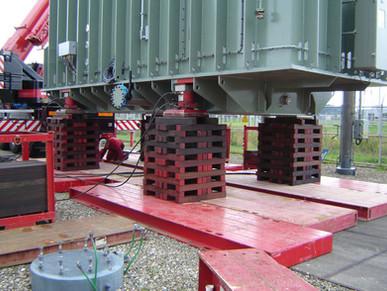 Transformer Jacking
