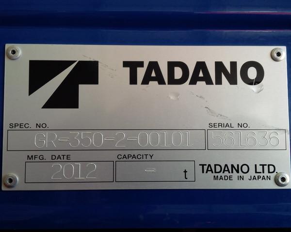 Tadano GR-350XL