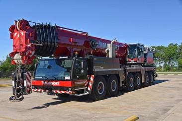 Mobile Crane Houston