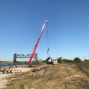 LTM1300 Crane Freeport