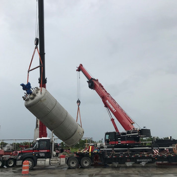 Lifting Reactor in Houston