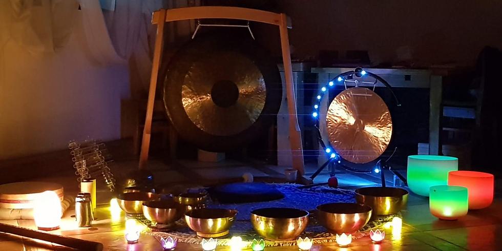 Koncert MUZYKA DUSZY - kąpiel w dźwiękach
