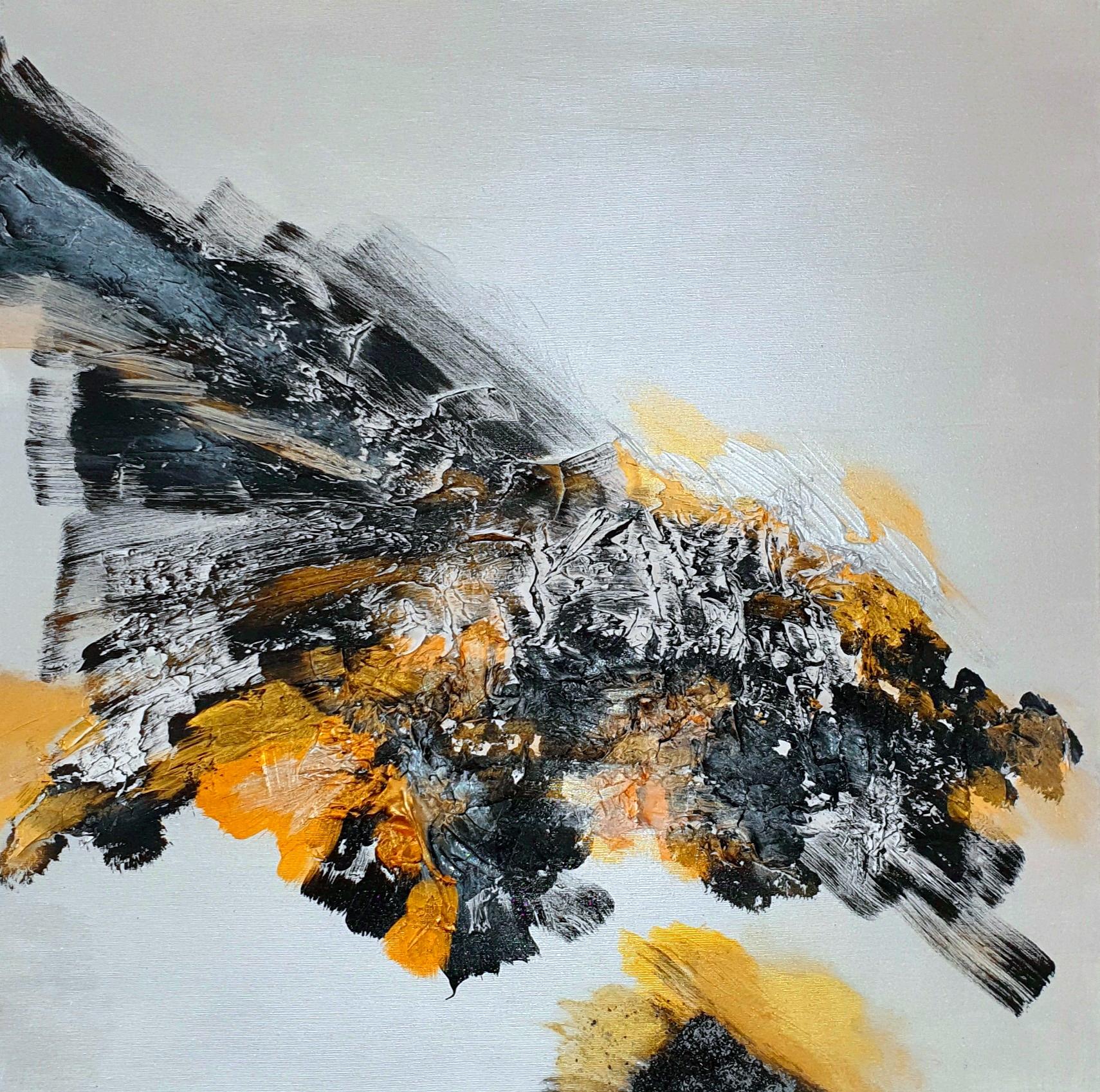"""Obraz akryl 70cm x 70cm pt. """"Gwiezdny pył"""" (2020)"""