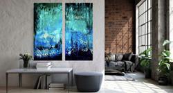 """Wizualizacja obrazów """"Podwodny świat"""""""