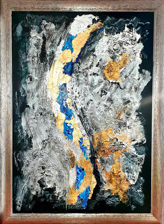 """Obraz akryl w ramie 83cm x 114cm pt. """"Kraina snów"""" (2020)"""