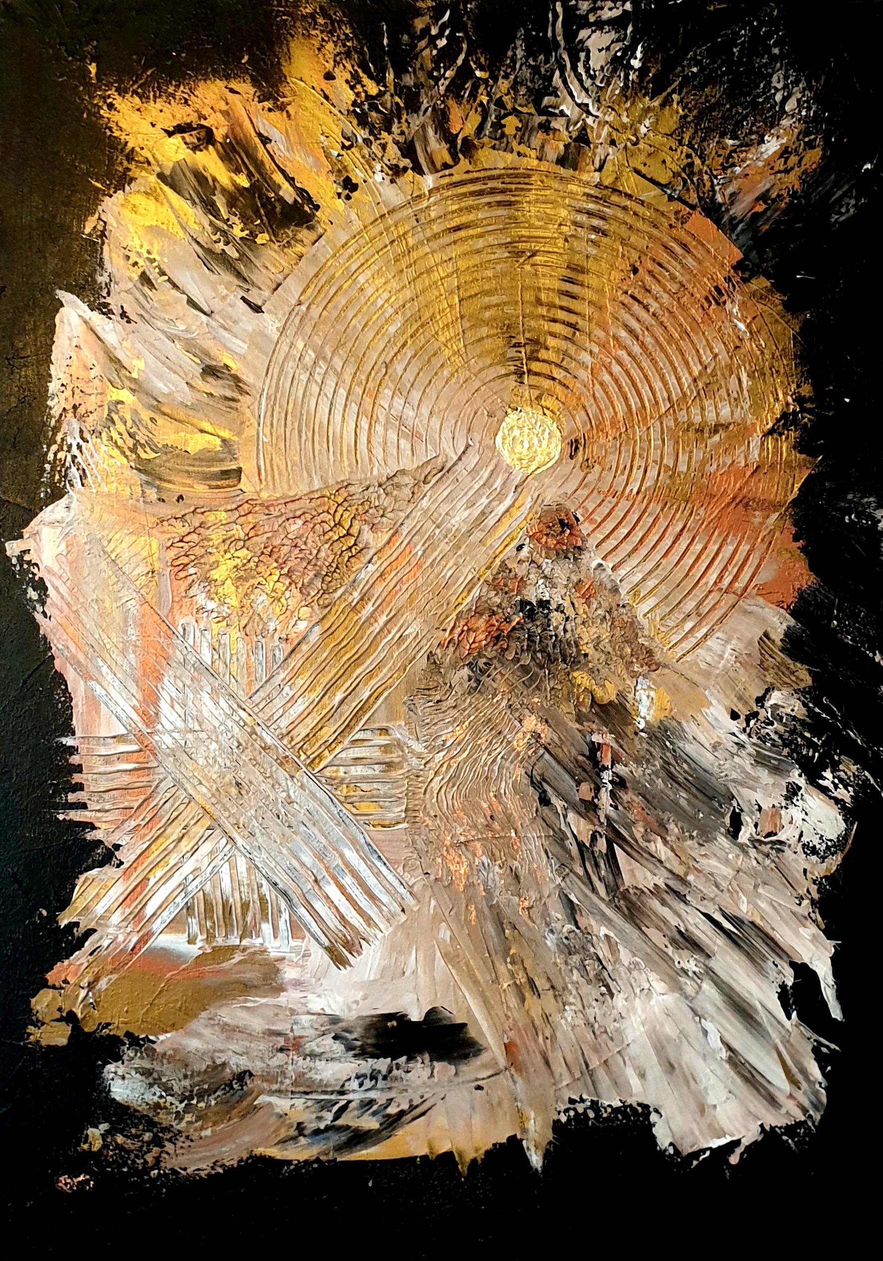 """Obraz akryl 50cm x 70cm pt. """"Nazca"""" (2020)"""