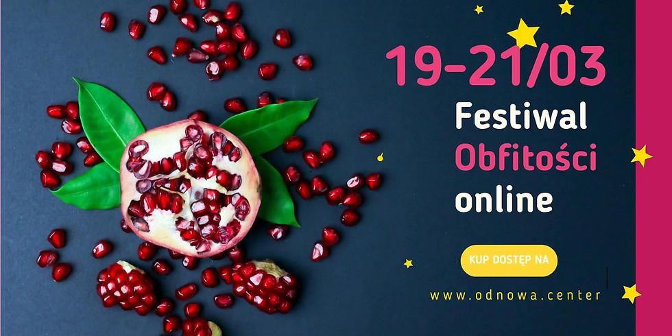 I FESTIWAL OBFITOŚCI - Koncert mis i gongów online free