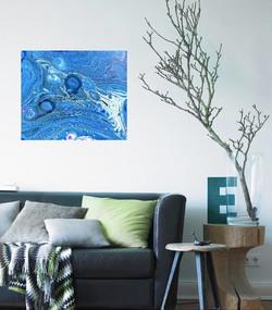 """Wizualizacja obrazu """"Ocean możliwości"""""""