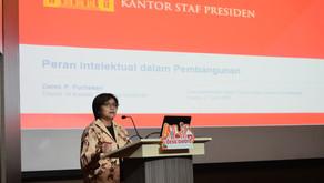 Indonesia Negara Besar, Butuh Banyak Ilmuwan Sekaligus Negarawan
